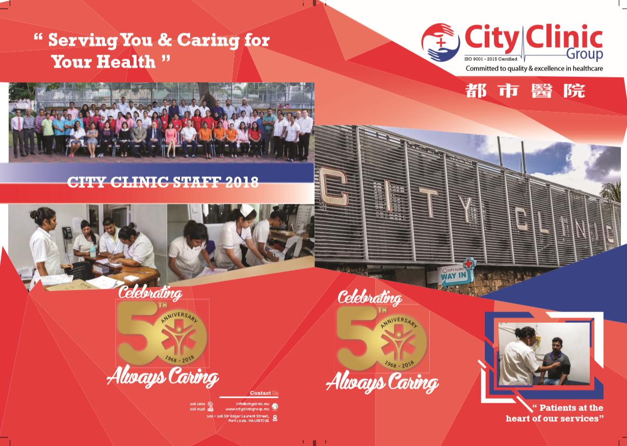 City Clinic 50 Years